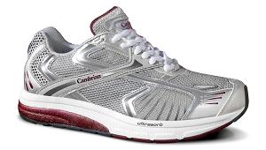 GENESIS Womens Silver Raspberry Cambrian Orthopaedic shoe