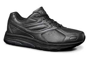 Cambrian ULTRA Black Leather Orthopaedic Shoe