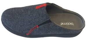 Women's Biotime Slipper, Emma, Grey
