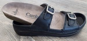 Cambrian Agean Sandal with a removable footbed